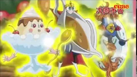 Yugioh Arc V Episodio 17 Anteprima 1°Serie