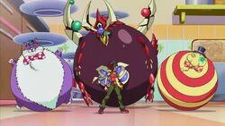 Monstruos de Yuya sobrealimentados