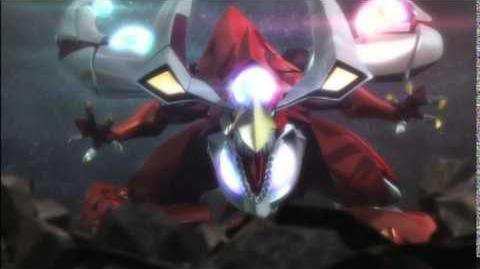 Odd-Eyes Pendulum Dragon - Duelist Advent commercial