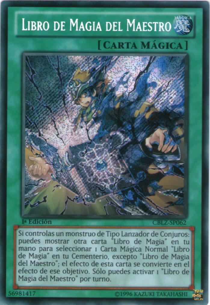 Libro de Magia del Maestro | Yu-Gi-Oh! Wiki en Español