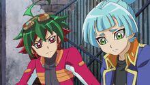 Yuya y Sora