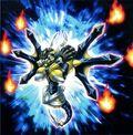 Foto dragón de desborde