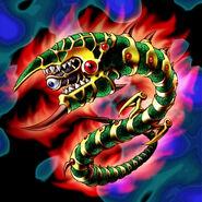 Foto dragón gusano