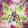 Foto mariposa primitiva