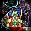 Foto rey goblin