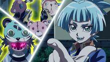 Sora y sus monstruos Atemorizante