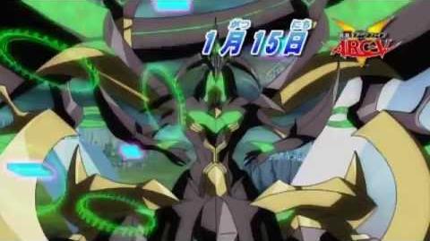 Yu-Gi-Oh! Arc V Episode 138 Preview