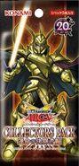 Cover collectors pack duelist of destiny version