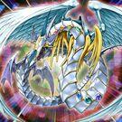 Foto dragón arco iris