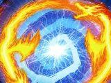Fusión del Dragón de Trueno