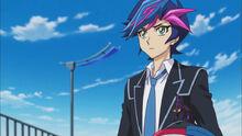 Yusaku y Ai se enteran de la muerte de Tierra