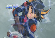 5Dx010 Yusei shocked