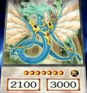 Dragón Hada Antiguo(carta 4Kids)
