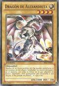 Dragón de alexandrita