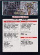 Lista Baraja Emperador de la Oscuridad