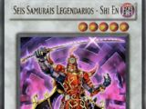 Seis Samuráis Legendarios - Shi En