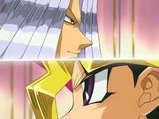 Yami Yugi vs Pegasus
