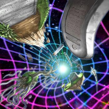 El Cementerio en la Cuarta Dimensión | Yu-Gi-Oh! Wiki en Español ...