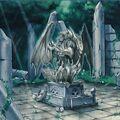 Foto ruinas de los señores dragón divinos