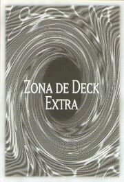 Zona de Deck Extra