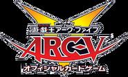 Yu-Gi-Oh! OCG ARC-V logo