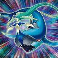 Foto tiburón sirena