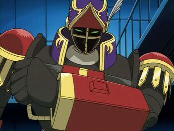 Caballero Robótico