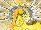 Caballero de Pesadilla Unicornio