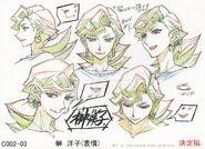 Cara de Yoko arte conceptual