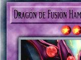 Dragón de Fusión Hambriento Venenoso