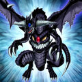 Foto dragón del final oscuro