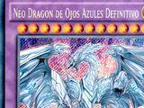 Neo Dragón de Ojos Azules Definitivo