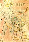 Sora y Yuya por Hiroki