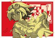 Yuya por Tomonaga 9