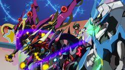 Yuya y los Cuatro Dragones