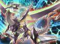 Foto rey supremo dragón sierpeoscura