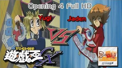 Yu-Gi-Oh GX Opening 4 Full w Lyrics 1080p