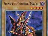 Breaker el Guerrero Mágico