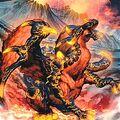 Foto blaster, señor dragón del infierno