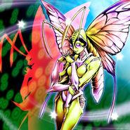 Foto princesa insecto