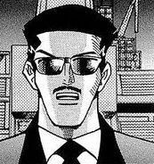 Roland en el manga