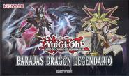 Portada barajas dragón legendario
