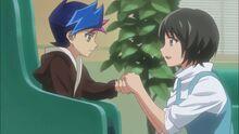 Yusaku en terapia