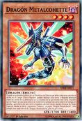 Dragón metalcohette