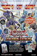 Poster baraja de estructura sincrón extremo TCG