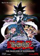 Yu-Gi-Oh! El Lado Oscuro de las Dimensiones Poster