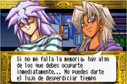 Marik y Bakura (Stairway to the Destined Duel)