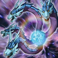 Foto dragón de la luna quilla