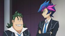 Naoki y Yusaku