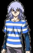 Ryo Bakura LOSD (Duel Links)